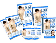 Learn How to Fix the Underlying Causes of Your Back Pain... Click Above!