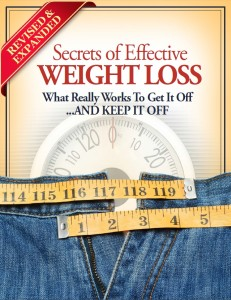 Secrets of Effective Weight Loss 2nd Ed