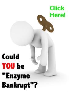 anti-aging secrets enzymes