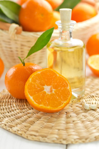 essential oil orange