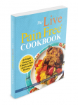 Live Pain Free Cookbook Cover