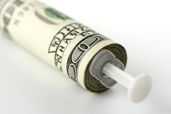 cost of cortisone shots