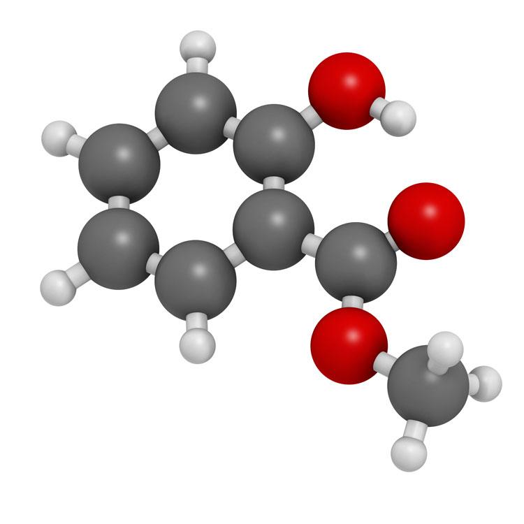 Methyl saliicylate