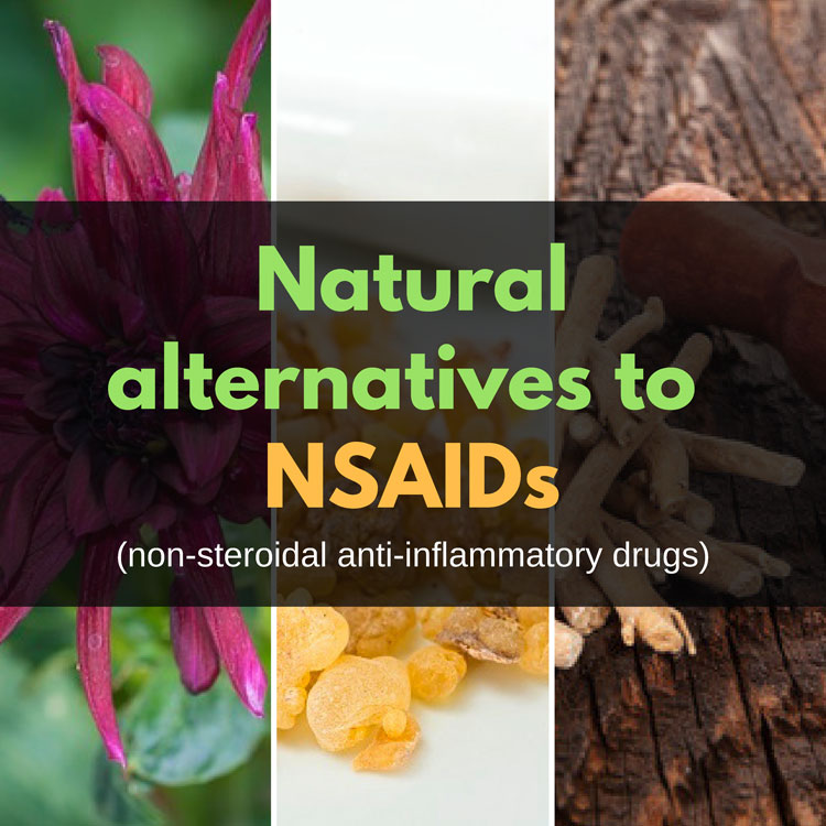 Natural Alternatives to NSAIDs
